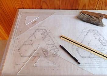 設計士が、みなさまとお会いしてから住宅ができあがるまで、どのような手順で仕事を行っているかをご紹介します。