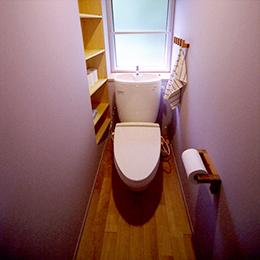 二宮の住宅_トイレ